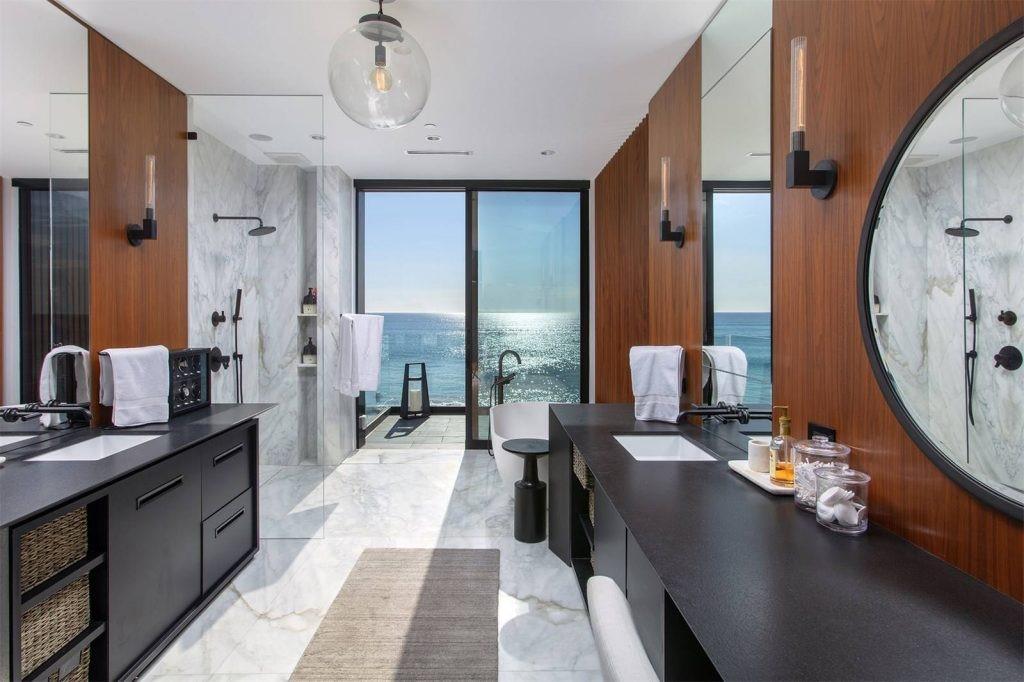 6 Модных цветов для вашей будущей ванной комнаты